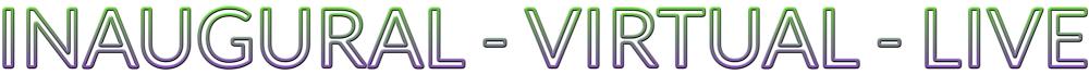 Inaugural Virtual Live v2